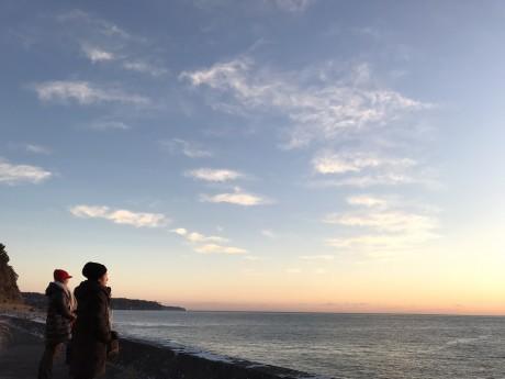日の出ツアー