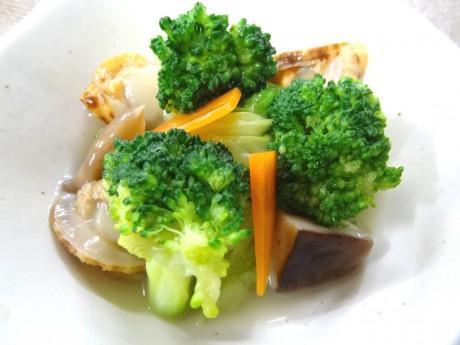 野菜あんかけ
