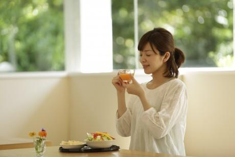 断食中の食事