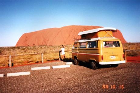オーストラリアの旅